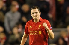 Europa League: Rare Downing goal gives Liverpool home win over Russians