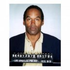 There were quite a few to choose from, but we went with this 1994 mugshot of former NFL O.J. Simpson, which was taken when he was charged with killing his ex-wife