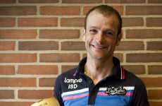 Cycling: Former Giro champ Michele Scarponi suspended by team