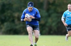 Pro12: Goodman to make Leinster debut v Ospreys