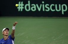 Berdych keeps Czech Davis Cup hopes alive