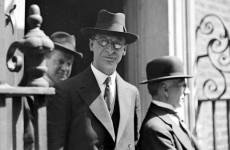 Extract: 'Mr de Valera's conviction that Hitler would win the war was stupid'
