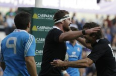 November internationals: All Blacks backline muscle too much for Italy in Rome