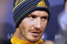 Beckham mum on plans after leaving MLS, Galaxy