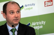 Airtricity agrees new sponsorship deal with the League of Ireland