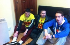 Six students arrested after sit-in at Taoiseach's constituency office