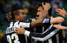 Juve and AC Milan cruise to victories