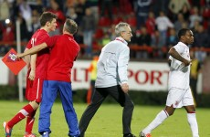 Second time lucky? UEFA appeals own Serbia racism fine