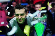 Leicester jester Mark Selby captures UK Championship