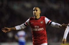 Wenger stands firm on Walcott no-sale