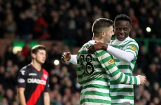 Celtic end two-month wait for home league win