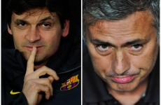 Get well soon, Tito: Mourinho wishes Vilanova the best