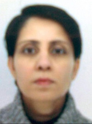 Jacintha Saldanha, who was the recipient of the hoax call.