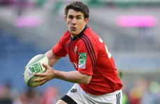 Interview: O'Gara's loss is Keatley's gain