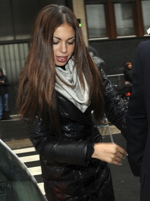 Karima el-Mahroug, the Moroccan woman at the center of ex-Premier Silvio Berlusconi's sex-for-hire trial