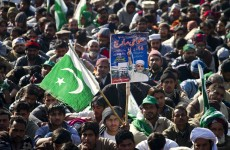 Pakistan court orders PM arrest as protesters defiant