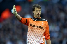 On the move: Carlo Cudicini set for LA Galaxy switch