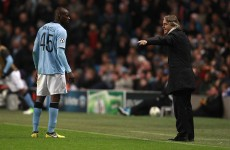 'He's a fantastic player but…': Mancini gives blessing as Mario hits Milan