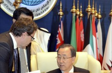 World giving Syria regime licence to kill says Ban Ki-moon