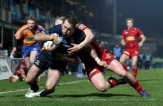 Pro12 report: Last-gasp Cooney try secures bonus point win for Leinster