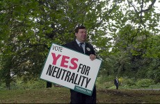 Poll: Should Ireland give up its neutrality?