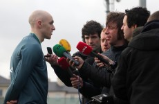'Feed the fish and he will score': Sammon hoping to make Ireland sing