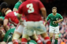 O'Driscoll and D'Arcy pay tribute to each other before England match