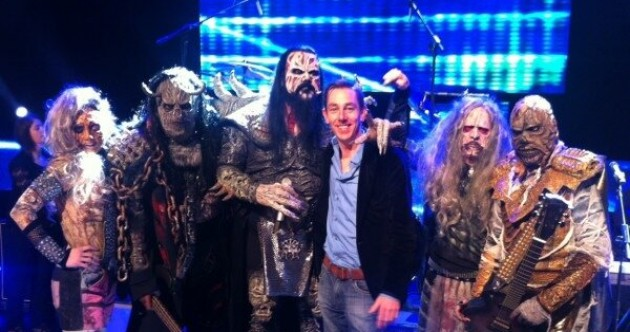 Well, this is the best picture of Ryan Tubridy you're going to see today.