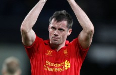 Jamie Carragher to retire, leave Liverpool at the end of the season