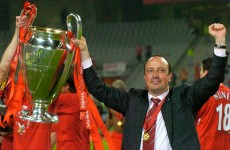 'I'm paying for my success at Liverpool' – Benitez