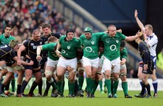 Marks out of 10: How Ireland's players rated against Scotland