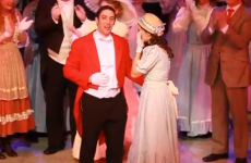 WATCH: Genuinely sweet and lovely proposal on the Gaiety stage