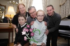 Irish girl accepted for kidney exchange programme