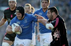Back row blow: Sean O'Brien ruled out of Pro12 final clash with Ulster