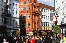 Grafton Street refurb cost €400,000 before work began