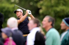 Hoey joins Lowry in 2nd as Floren sneaks lead at Carton House