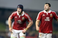 As it happened: Lions v Brumbies, 2013 Tour