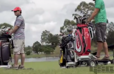 Forget the hovercraft, a Skate Caddy is the next big thing in golf