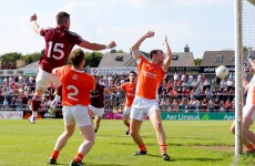 As it happened: Galway v Armagh, All-Ireland SFC round 3 qualifier
