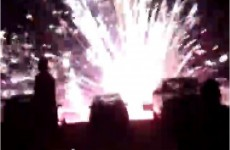 28 injured at US fireworks display