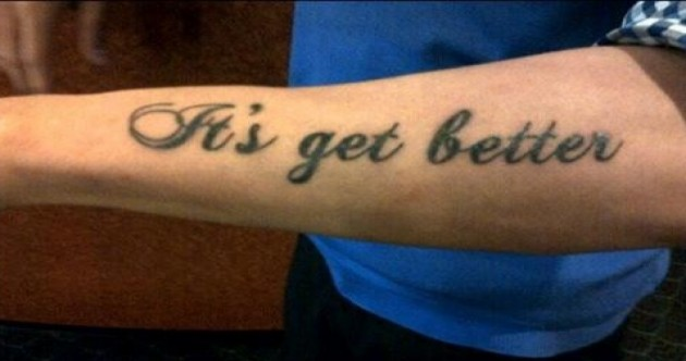 The Funniest Tattoo Fails Youve Ever Seen Made My Stomach - 24 funniest tattoo fails