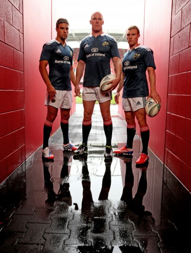 Have you seen Munster's new away kit yet?