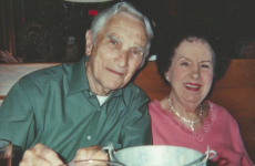 96-year-old widower writes heartbreaking love song to his wife