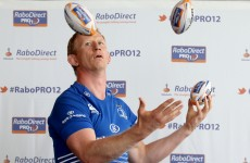 '10 or 12 guys could be Leinster captain' but the honour goes back to Cullen