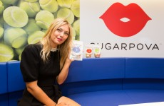So Maria Sharapova wants to change her name to 'Sugarpova'…