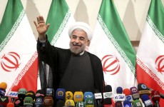 Rowhani takes power in Iran with pledge to lift economy