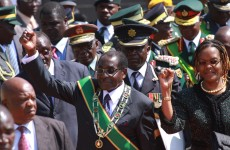 "Mugabe tells defeated foe to ""go hang"""