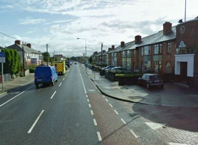 Crumlin Road in Dublin 12 (File photo)