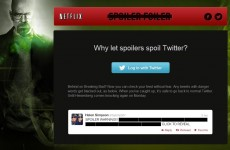 Avoid Breaking Bad Twitter spoilers with Netflix 'Spoiler Foiler'