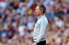 We never panicked, insists Blues' mastermind Jim Gavin